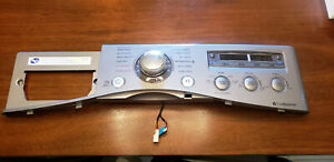 Lg Washer Wm3150hvc Front Panel Control Ap5606762 Graphite Steel With Steam