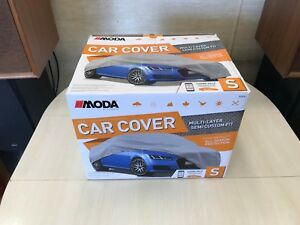 Moda By Coverking All Weather Car Cover Multi Layer Size Small Nib