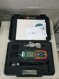 Used Extech Hd600 Sound Level Meter