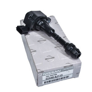 Genuine Ignition Coil For Nissan Infiniti Frontier Pathfinder More 22448 8j115