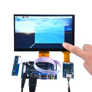 7 1024x600 Hdmi Lcd Touch Screen Diy Kit For Raspberry Pi