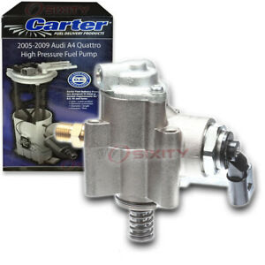 Carter High Pressure Fuel Pump For 2005 2009 Audi A4 Quattro 2 0l L4 Er