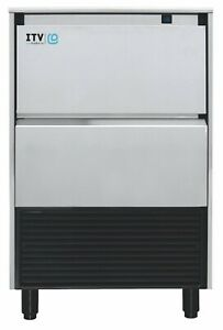 Itv Alpha Ng 141 Lb Gourmet Ice Maker Undercounter Air Cooled