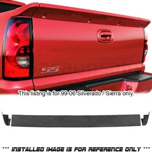 Fit For 1999 2006 Chevy Silverado 1500 Ss Intimidator Rear Pu Tail Wing Spoiler