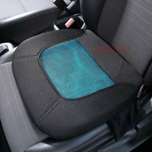 Maxtuf Car Seat Cushion Cover Ventilated Gel Cooling Pad For Hot Summer Driving