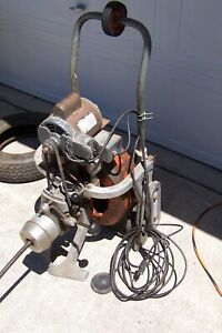 Sewer Matic Drain Cleaning Sewer Machine Commercial Drain Snake Extra Cable