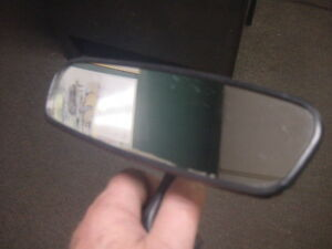 Good Original 1970 80 Windshield Mirror W Base 1970 80 Mgb Roadster