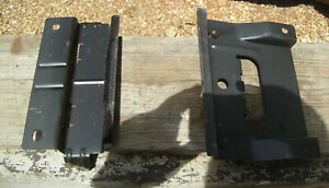 Ford Expedition Center Console Brackets 1997 2002 98 99 00 01