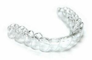 Invisalign type Essix Dental Retainers Upper And Lower Set