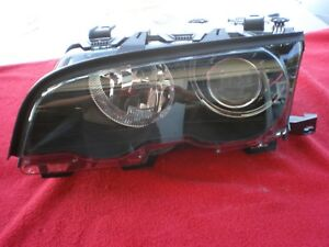 01 03 Bmw 325ci 330ci New Left Xenon Headlamp Assy W Bulbs Ballast 63126911453