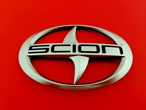 05 06 07 08 09 10 Scion Tc Front Grille Emblem Logo Badge Sign Symbol Oem 2007