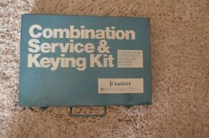 Kwikset Combination Service Keying Kit Residential Re Keying Set Made In Usa
