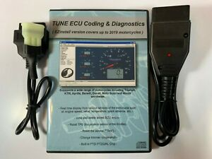 Diagnostic Kit For Ktm Tuneecu Diagnostics And Tuning Cable Kit 690 990 1190