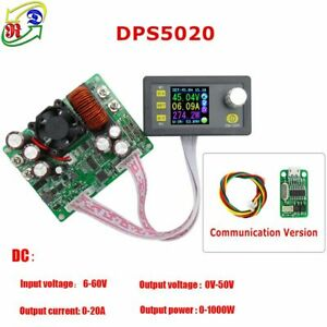 Color Lcd Communication Function Regulator Converter Voltmeter Constant Voltage