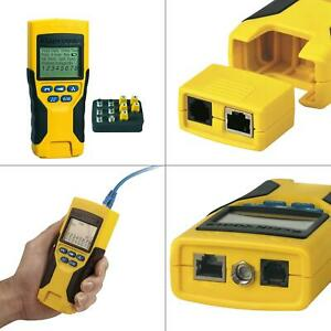 Vdv Scout Pro 2 Tester Kit Klein Tools Voice Data Cable Video New Coax Auto