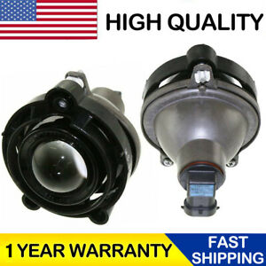 Projector Fog Light Lamp Replacement For 2007 2015 Chevrolet Equinox 10335108