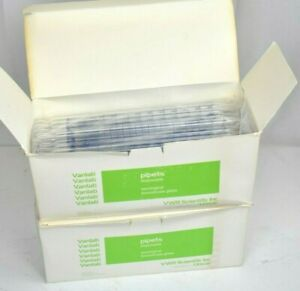 Pyrex 10 Ml In 1 10 Non sterile Serological Pipets Pipettes Bulk Qty 240