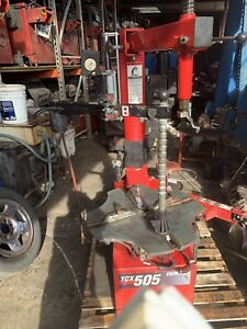 Tire Changer Hunter Tcx505 Robo Arm