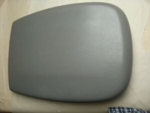2000 2002 Only Ford Expedition Console Armrest Wide Lid 00 01 02 Charcoal