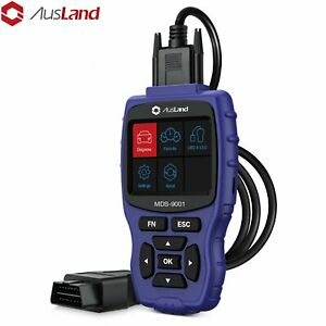 Ausland 9001 Obd2 Auto Scanner Abs Srs Tpms All Ecu Coding Sodr Trm Scan Tool