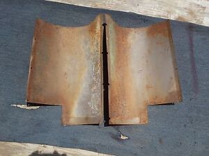 39 40 41 46 Chevy Pu Truck Cab Corner Panel Hot Rat Rod Gmc