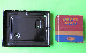 1941 1942 1946 1947 1948 Plymouth Dodge Battery Tray Chrysler Oem 957777