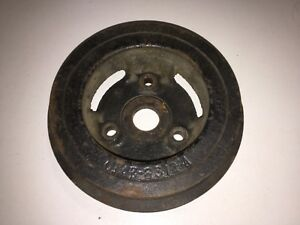 1961 62 63 64 65 66 67 Ford Car 8 Cylinder 352 390 Engine Crankshaft Pulley