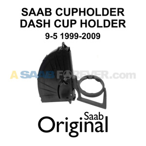 Saab 9 5 Cup Holder 1999 2009 Genuine Oem Saab 95 Brand New Cupholder 25916574