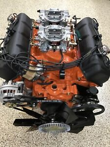 426 Hemi Block Custom Built 426 604 Cubic Inches Blueprinted Hemi Engine