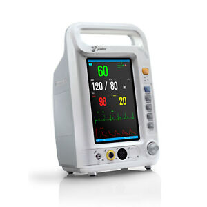 Equipment Medical 7 Inch Tft Display Multi parameter Patient Monitor Promotions