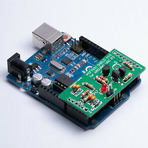 Pcf7931 Rfid Transponder Programmer Shield Kit Arduino Uno R3 Compatible