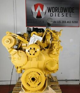 1992 Cat 3406b Diesel Engine 425 Hp All Complete And Run Tested