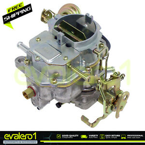 158 New Carburetor Carter Style Bbd High Top Dodge 273 318 8 Cyl 72 85