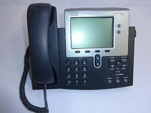 Cisco Cp 7942g Unified Voip Ip Phone 7942 Lot 50
