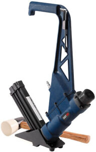 Hardwood Flooring Nailer Stapler 2 In 1 Shoots L Cleats From 1 5 To 2 In