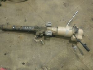 Jeep Wrangler Yj 87 95 Automatic Tilt Steering Column See Ad
