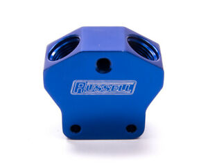Russell Fuel Y Block 10an Inlet 10an Outlets 650420