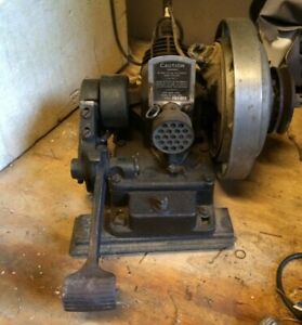 Antique Maytag Model 31 Hit And Miss Gas Engine