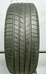 One Used 235 55r17 2355517 Michelin Defender T H 7 32 A356