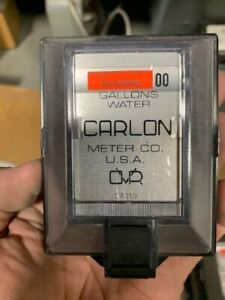 Water Meter Remote Reading Gallons