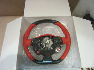 Ferrari 488 Steering Wheel With Carbon Fiber New P N 31491