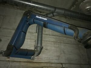 Nederman Art no 10560432 Welding Fume And Dust Collector extraction Arm