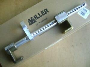 New Miller Beam Safety Anchor Shadow Lite Adustable Sliding 8816 14 New In Box