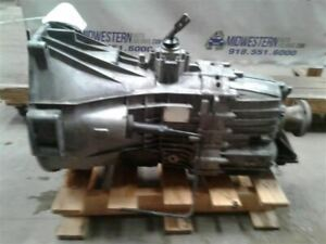 Manual Transmission 6 Speed Diesel 2wd Fits 99 00 Ford F250sd Pickup 8343187