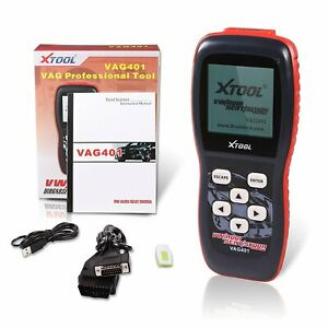 Xtool Vag401 Live Data Obd2 Auto Scanner For Vw Audi Seat And Skoda With Oil