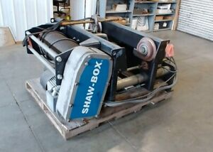 Shaw Box 7 5 Ton Monorail Electric Wire Rope Hoist