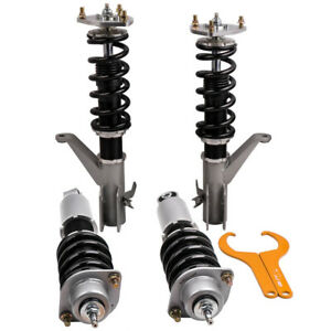 New Coilover Lowering Kits For Honda Civic Em2 2001 2005 Shocks Absorbers