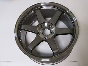 Rays Volk Te37sl Forged Wheels 19x95jamp105j Set Of 4 For Infiniti From Japan