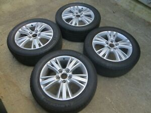 Used Oem Factory 19 Inch Audi Q7 Alloy Spoke Wheels W Michelin Tires