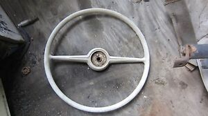 1950s Antique Chevrolet Steering Wheel
